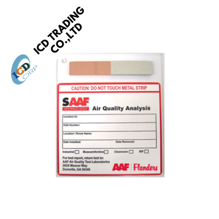 SAAFTM Reactivity Monitoring Coupons